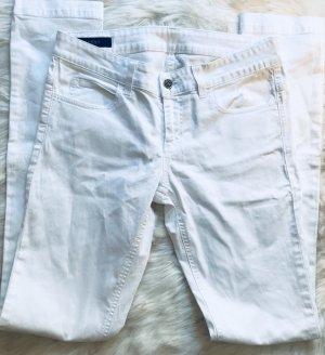 Gucci Pantalone a vita bassa bianco