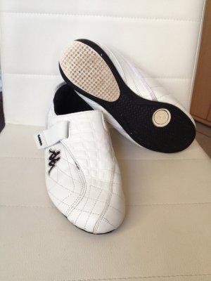 Weiße gut erhaltene Kappa Schuhe