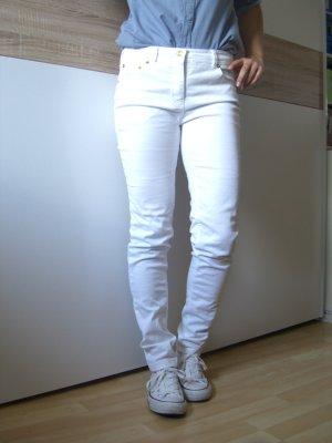 weiße H&M Hose Gr.34