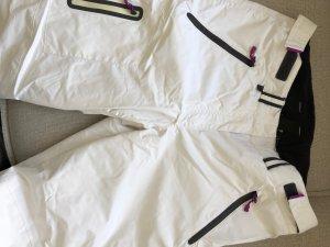 H&M Pantalone da ginnastica bianco