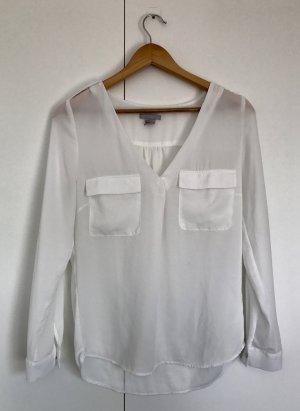 Weiße H&M Tunika wie neu