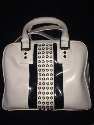 Weiße Handtasche von Diesel Black Gold Neu