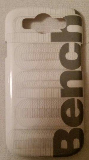 Bench Étui pour téléphone portable blanc-gris