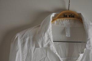 Weiße Hemdbluse für Damen von Vero Moda