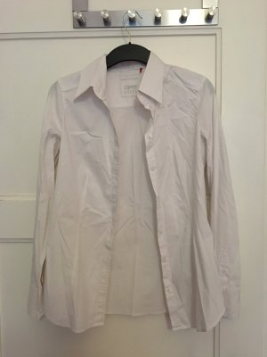 Weiße Hemdbluse von Esprit
