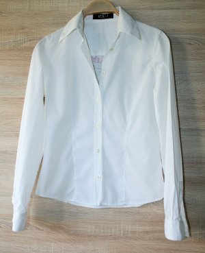 Weiße Hemdbluse von ICEBERG Gr. S wenig getragen
