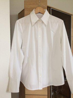 Weiße Hemdbluse von Otto Kern
