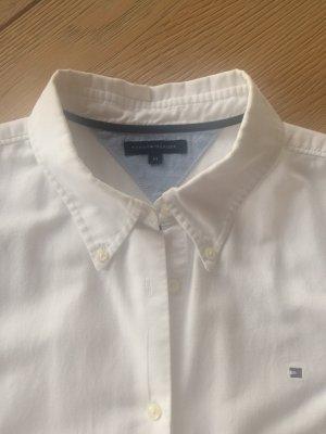 Weiße Hemdbluse von Tommy Hilfiger