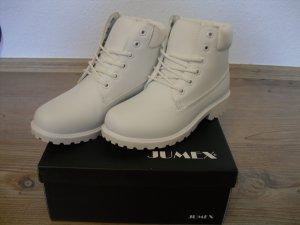 weiße High Top Sneaker
