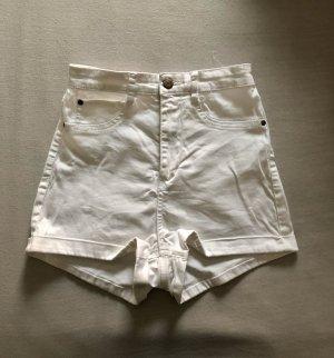 Pull & Bear High waist short wit