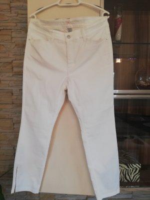 Weiße Hose