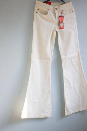 Amisu Haut-de-chausse blanc