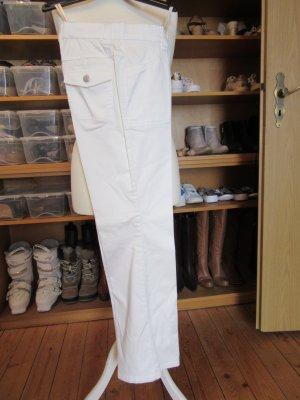 weiße Hose Gr.19 von Heine NEU