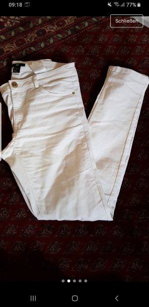 weiße Hose H&M
