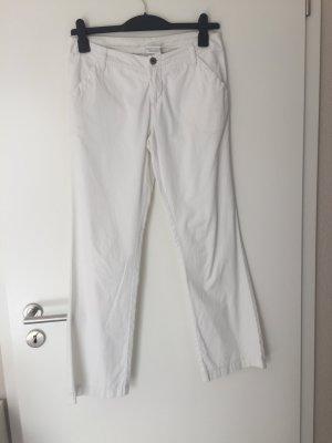 Weiße Hose in Größe 36