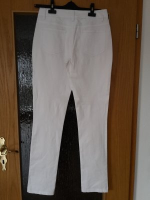 weiße Hose Jeans STRENESSE Gabriele Strehle Gr.36