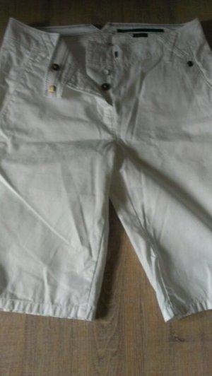 Marc O'Polo Pantalon cargo blanc