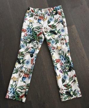 Seductive Pantalon 7/8 multicolore