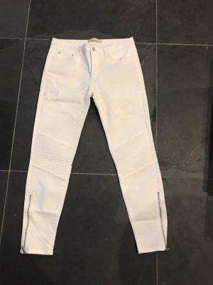 Zara Jeans bianco