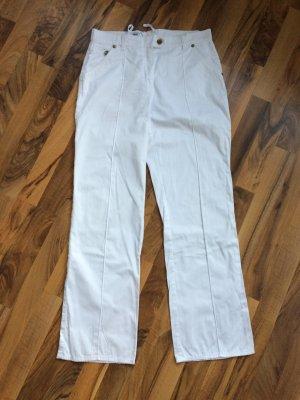 Weiße Hose, Petit-Größe 20, entspricht Gr 38