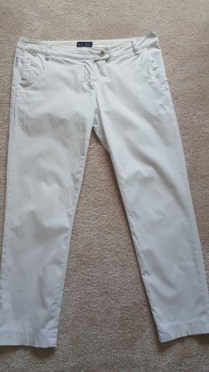 Weiße Hose von Armani Jeans - Gr. 40 (deutsche Größe)