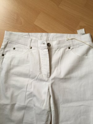 Weiße Hose von Gerry Weber in Größe 40