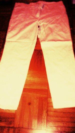 Weiße Hose von Rene Lezard