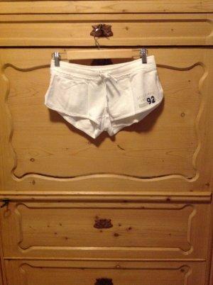 Weiße Hotpants von Abercrombie & Fitch