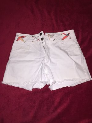 Amisu Hot Pants white