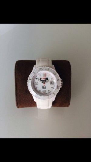 Weiße Ice Watch - Sonderedition