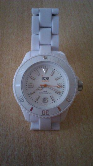 Weiße Ice Watch Uhr!