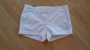 J.crew Shorts blanco Algodón
