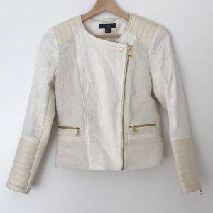 H&M Short Jacket natural white