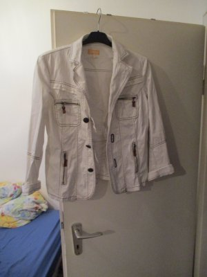 Biba Between-Seasons Jacket white