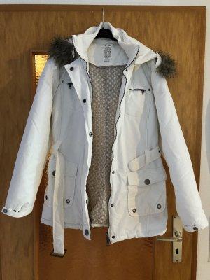 Weiße Jacke Größe 42