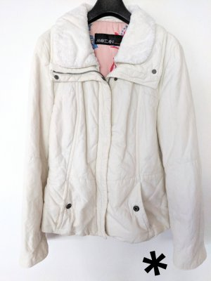 Marc Cain Winter Jacket white