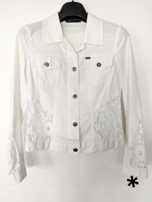 Marc Cain Short Jacket white