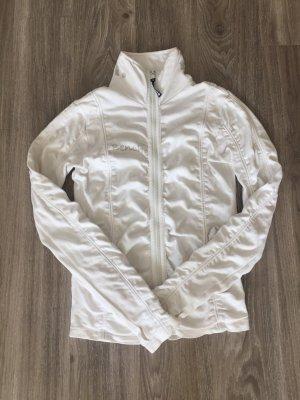 Bench Giacca-camicia bianco Cotone