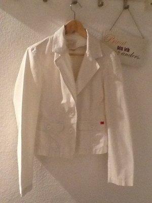 Weiße Jacke von CASTRO in Gr. 40 (EUR)