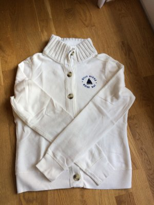 Weiße Jacke von Gilly Hicks mit kleinen Fehlern