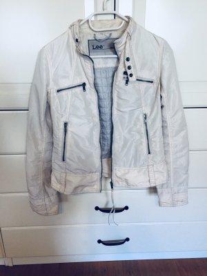 Weiße Jacke von Lee