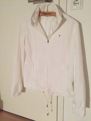 Weiße Jacke von Tommy Hilfiger