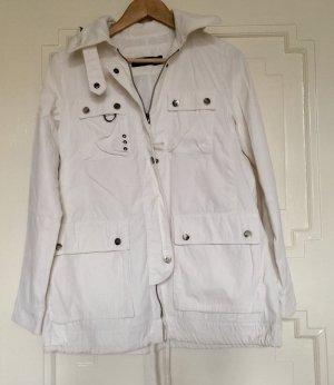 Weiße Jacke von ZARA
