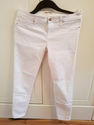 Tally Weijl 7/8 Length Trousers white