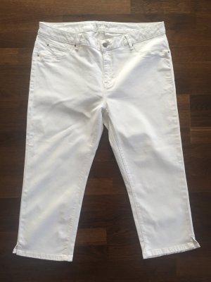 Weiße Jeans Capri von Esprit Denim