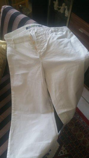 Weiße Jeans DKNY
