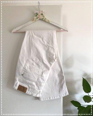 Weiße Jeans, Gr.42