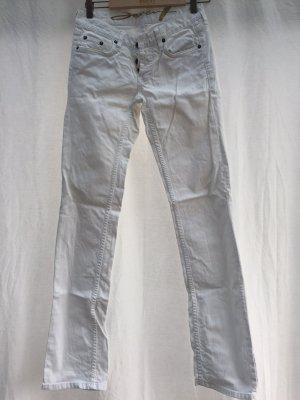 weiße Jeans, größe 27 von 7 FOR ALL Mankind