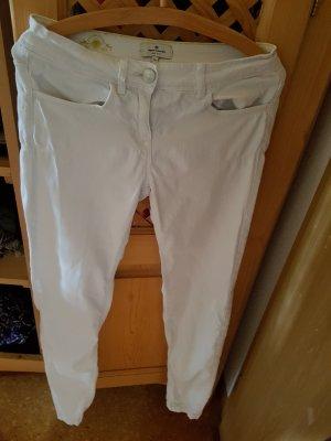 Weiße Jeans Größe 38