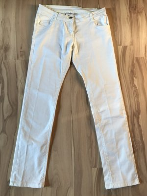 Weiße Jeans Größe 40